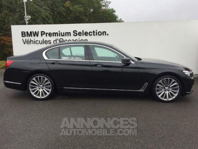BMW Série 7 231ch Berline SAPHIRSCHWARZ Occasion - 5