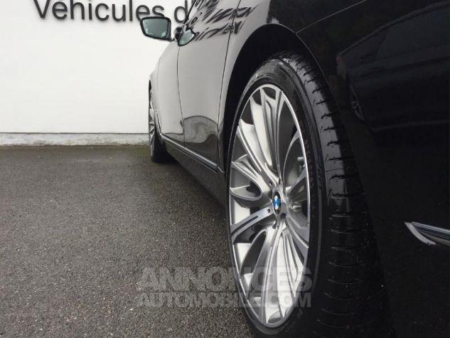 BMW Série 7 231ch Berline SAPHIRSCHWARZ Occasion - 6