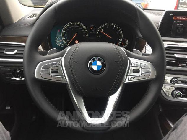 BMW Série 7 231ch Berline SAPHIRSCHWARZ Occasion - 7