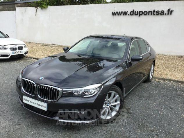 BMW Série 7 730dA xDrive 265ch GRIS Occasion - 0