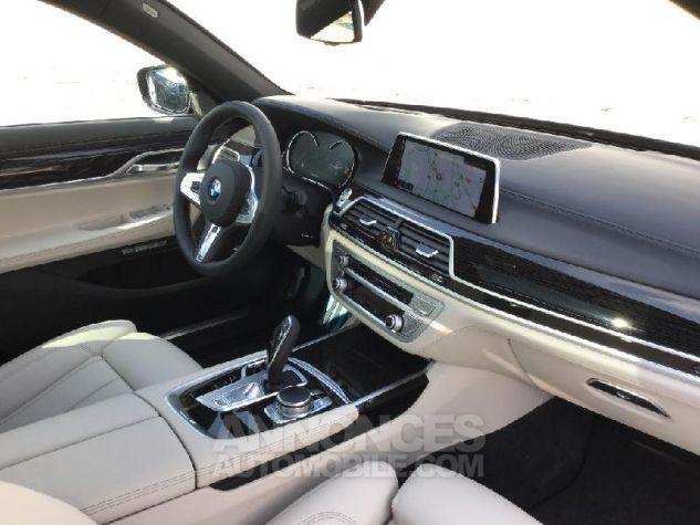 BMW Série 7 730dA xDrive 265ch M Sport Azuritschwarz  metallise Occasion - 2