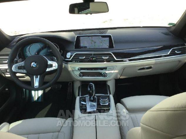 BMW Série 7 730dA xDrive 265ch M Sport Azuritschwarz  metallise Occasion - 3