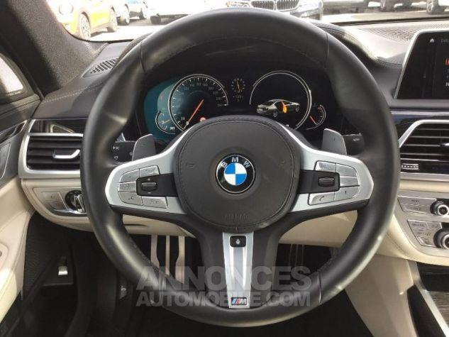 BMW Série 7 730dA xDrive 265ch M Sport Azuritschwarz  metallise Occasion - 8