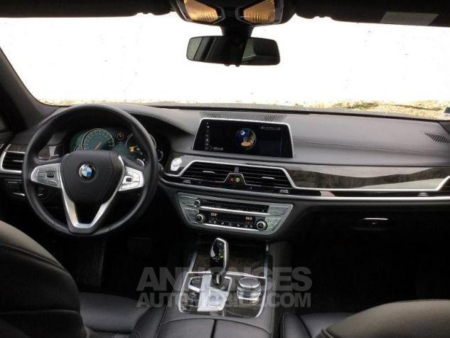 BMW Série 7 740dA xDrive 320ch Exclusive Saphirschwarz metallise Occasion - 3