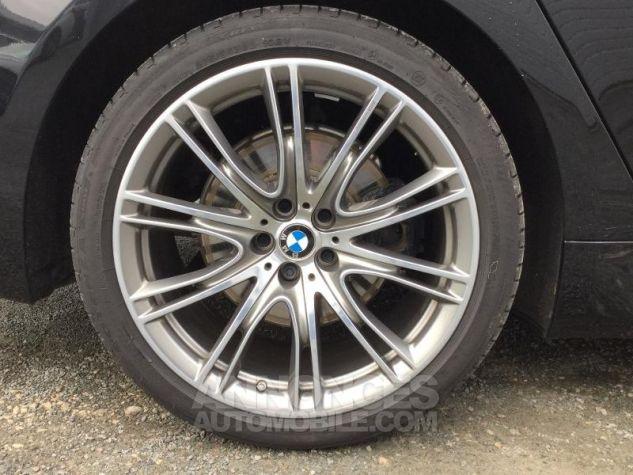 BMW Série 7 740dA xDrive 320ch Exclusive Saphirschwarz metallise Occasion - 14