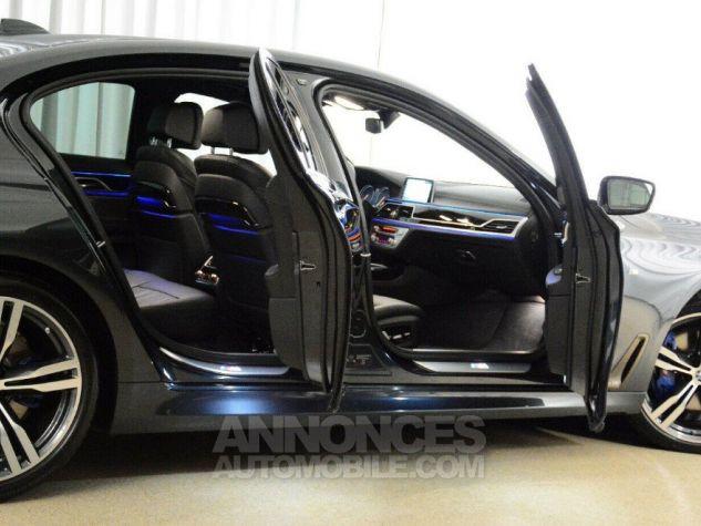 BMW Série 7  (G11) 730D XDRIVE 265 M SPORT BVA8 GRIS SINGAPOUR METAL Occasion - 4