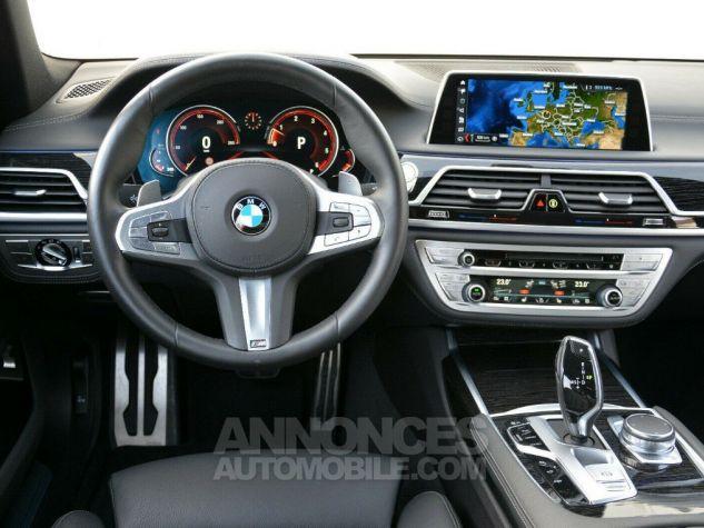 BMW Série 7  (G11) 730D XDRIVE 265 M SPORT BVA8 GRIS SINGAPOUR METAL Occasion - 6