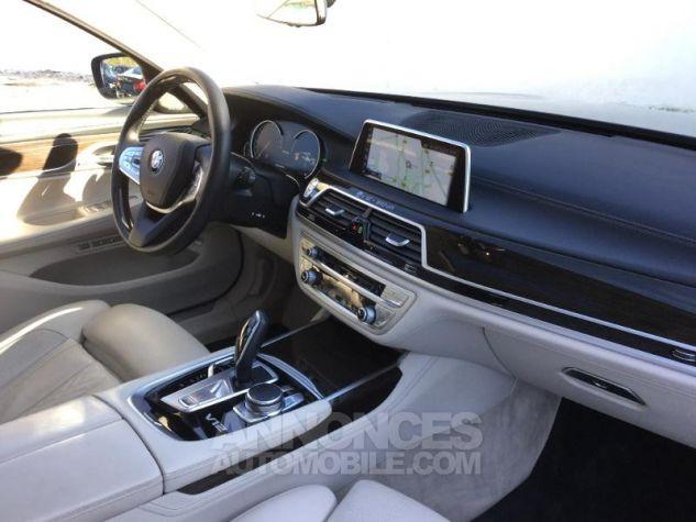 BMW Série 7 M760LiA xDrive 610ch Exclusive GRIS Occasion - 2