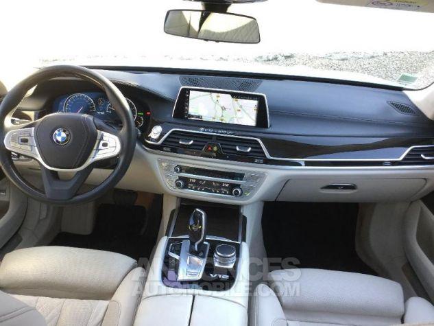 BMW Série 7 M760LiA xDrive 610ch Exclusive GRIS Occasion - 3