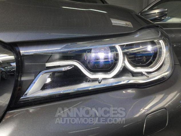 BMW Série 7 M760LiA xDrive 610ch Exclusive GRIS Occasion - 8
