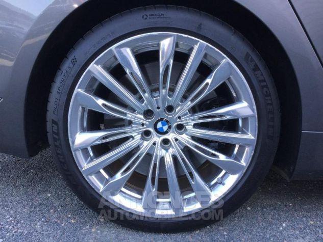 BMW Série 7 M760LiA xDrive 610ch Exclusive GRIS Occasion - 14