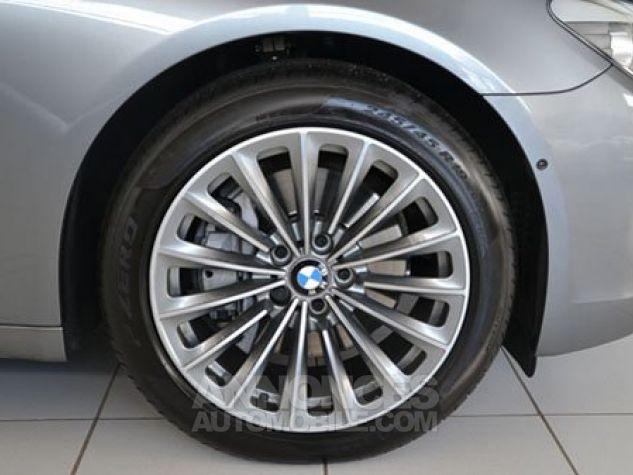 BMW Série 7 SERIE 7 730d Exclusive A Gris Foncé Métal Occasion - 3