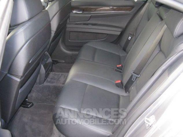 BMW Série 7 SERIE 7 730d Exclusive A Gris Foncé Métal Occasion - 5
