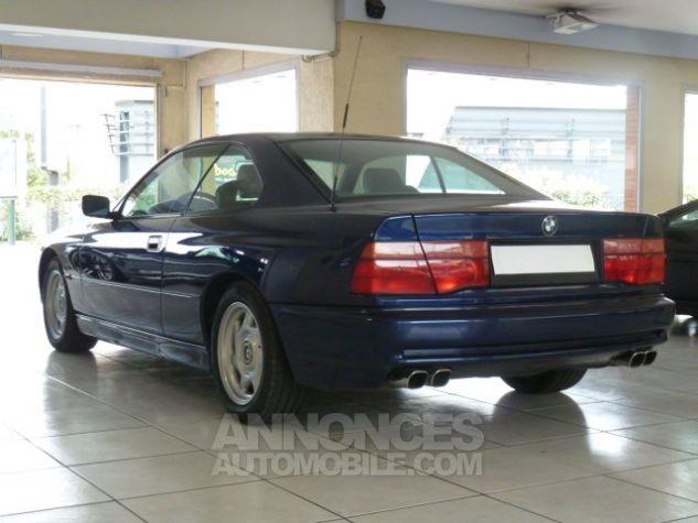 BMW Série 8 850 IA BLEU METALLISE Occasion - 2
