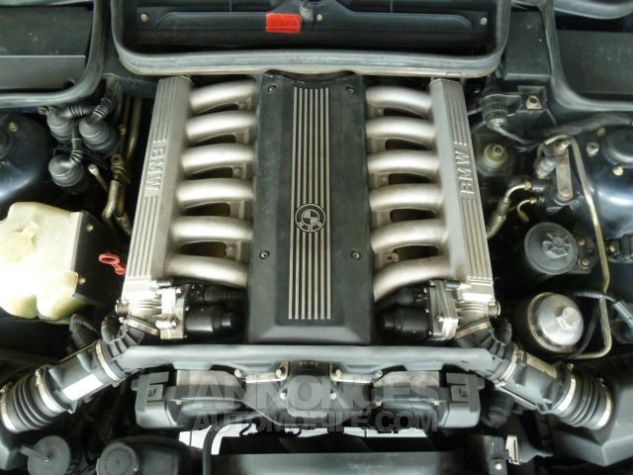 BMW Série 8 850 IA BLEU METALLISE Occasion - 4
