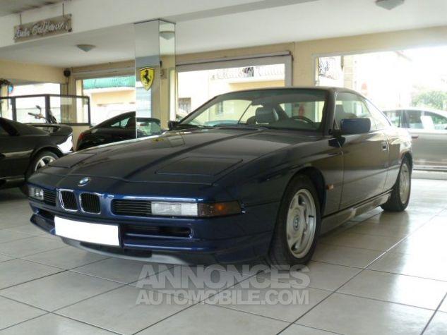 BMW Série 8 850 IA BLEU METALLISE Occasion - 5