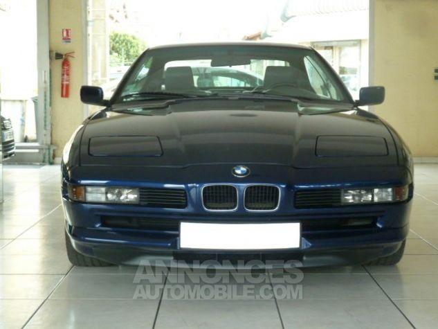 BMW Série 8 850 IA BLEU METALLISE Occasion - 6