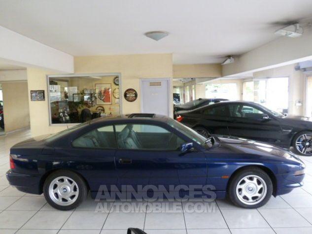 BMW Série 8 850 IA BLEU METALLISE Occasion - 7