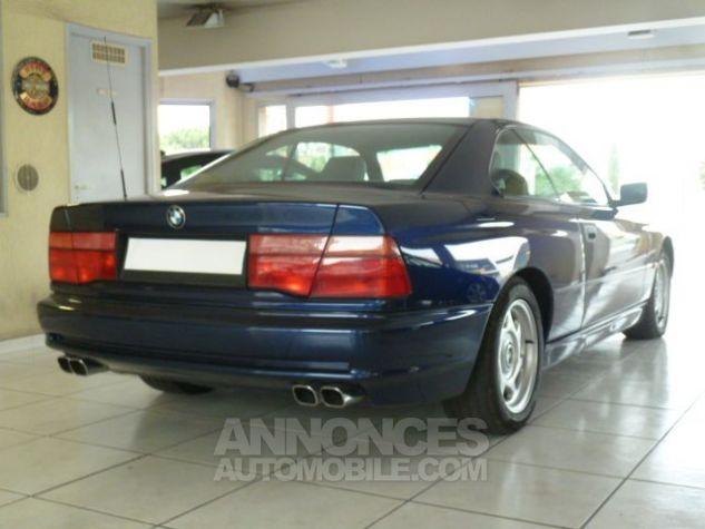 BMW Série 8 850 IA BLEU METALLISE Occasion - 8