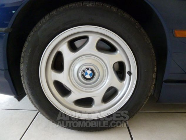 BMW Série 8 850 IA BLEU METALLISE Occasion - 10