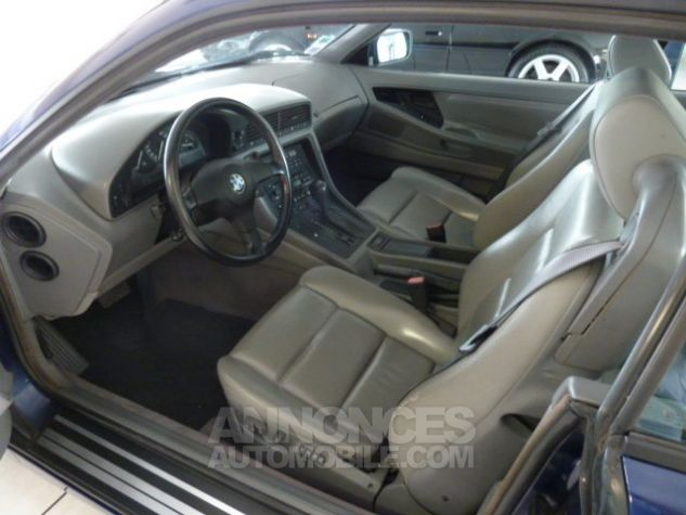 BMW Série 8 850 IA BLEU METALLISE Occasion - 12