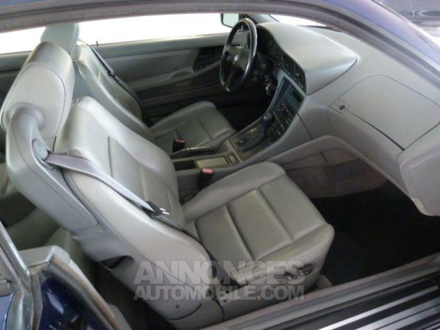 BMW Série 8 850 IA BLEU METALLISE Occasion - 13