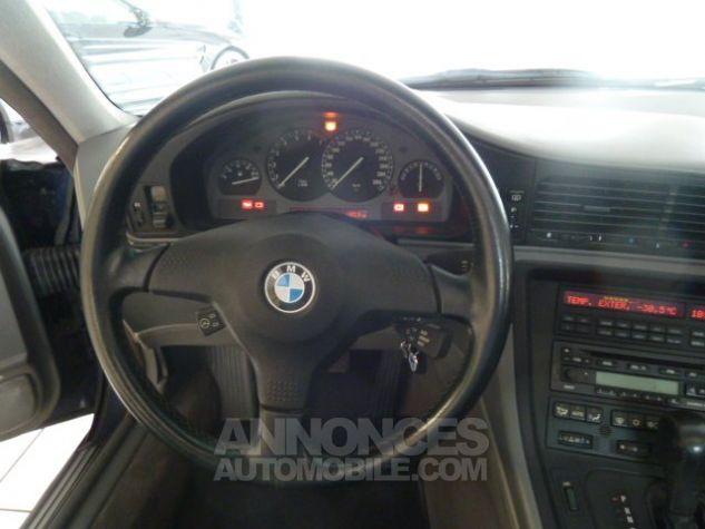 BMW Série 8 850 IA BLEU METALLISE Occasion - 15