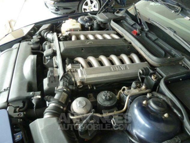 BMW Série 8 850 IA BLEU METALLISE Occasion - 19