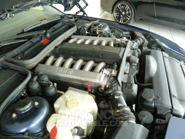 BMW Série 8 850 IA BLEU METALLISE Occasion - 20