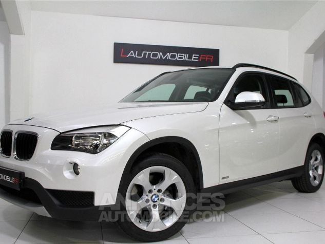 BMW X1 E84 2 SDRIVE16D 116 BUSINESS BLANC Occasion - 0