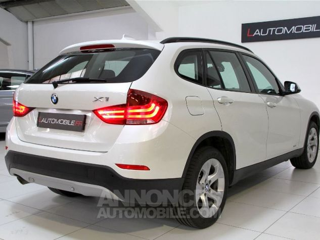 BMW X1 E84 2 SDRIVE16D 116 BUSINESS BLANC Occasion - 2