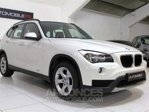 BMW X1 E84 2 SDRIVE16D 116 BUSINESS BLANC Occasion - 4