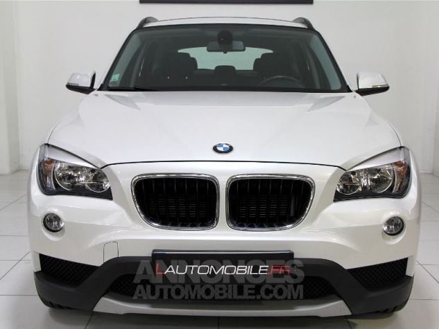 BMW X1 E84 2 SDRIVE16D 116 BUSINESS BLANC Occasion - 5