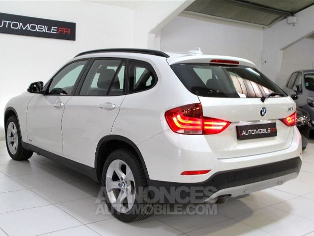 BMW X1 E84 2 SDRIVE16D 116 BUSINESS BLANC Occasion - 7