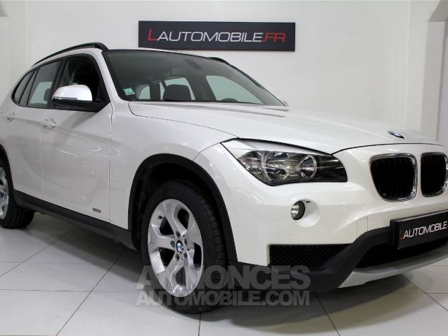 BMW X1 E84 2 SDRIVE16D 116 BUSINESS BLANC Occasion - 11