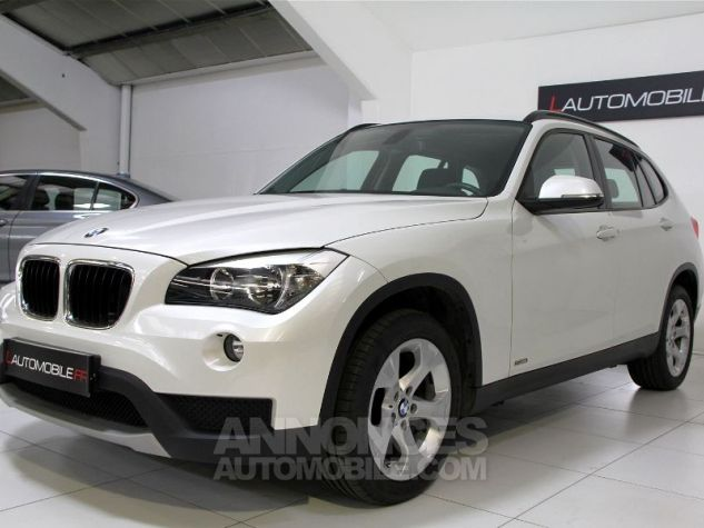 BMW X1 E84 2 SDRIVE16D 116 BUSINESS BLANC Occasion - 12