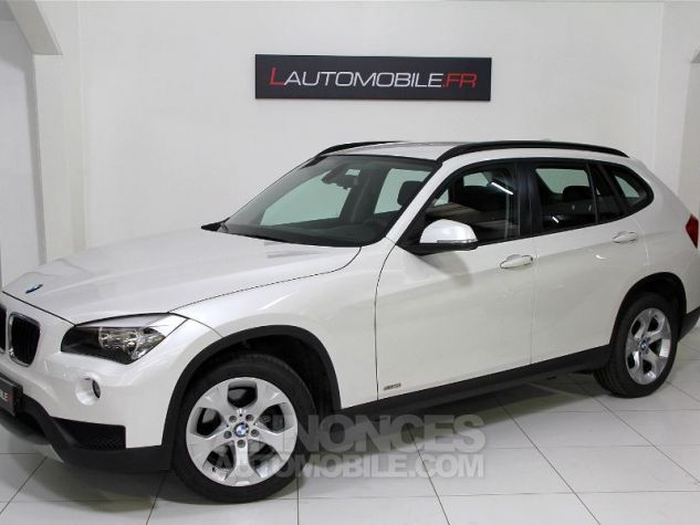 BMW X1 E84 2 SDRIVE16D 116 BUSINESS BLANC Occasion - 14