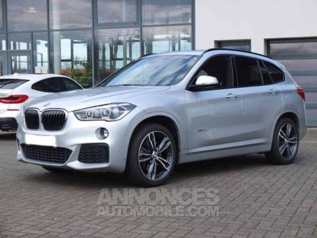 BMW X1 F48 XDRIVE20DA 190CH M SPORT GRIS ARGENTE Occasion - 0