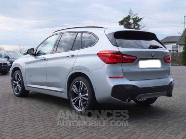 BMW X1 F48 XDRIVE20DA 190CH M SPORT GRIS ARGENTE Occasion - 2