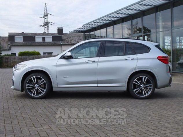 BMW X1 F48 XDRIVE20DA 190CH M SPORT GRIS ARGENTE Occasion - 3
