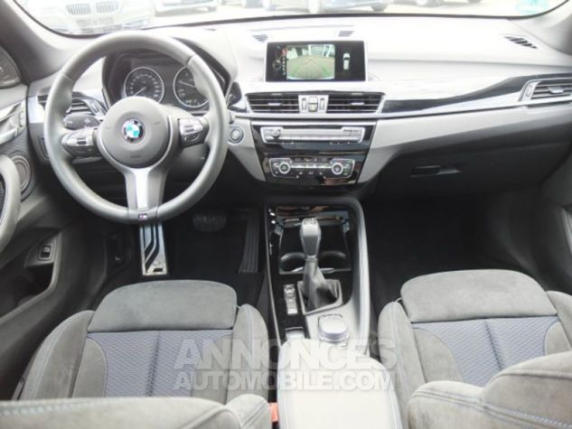 BMW X1 F48 XDRIVE20DA 190CH M SPORT GRIS ARGENTE Occasion - 5