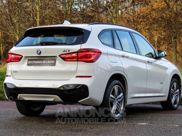 BMW X1 II F48 sDrive18i 136ch M Sport BLANC Occasion - 2