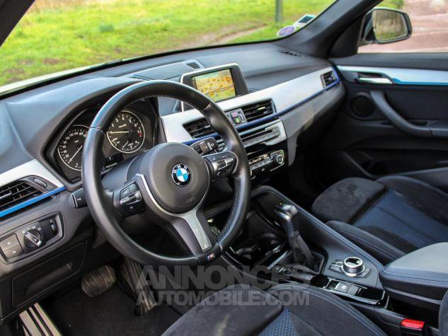 BMW X1 II F48 sDrive18i 136ch M Sport BLANC Occasion - 4