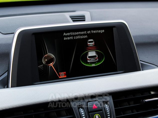 BMW X1 II F48 sDrive18i 136ch M Sport BLANC Occasion - 7