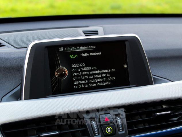 BMW X1 II F48 sDrive18i 136ch M Sport BLANC Occasion - 8