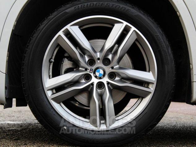 BMW X1 II F48 sDrive18i 136ch M Sport BLANC Occasion - 9