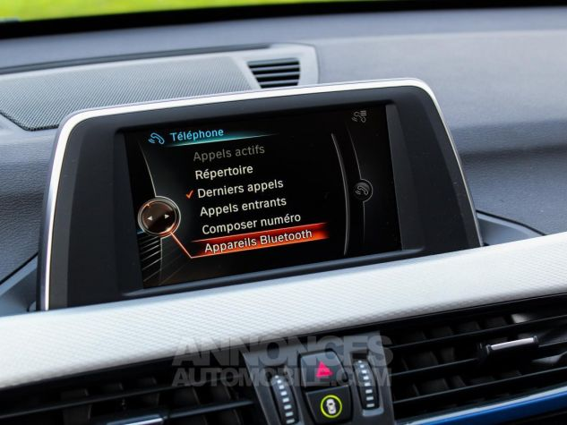 BMW X1 II F48 sDrive18i 136ch M Sport BLANC Occasion - 10