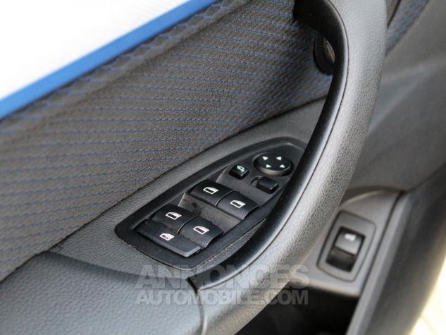 BMW X1 II F48 sDrive18i 136ch M Sport BLANC Occasion - 12