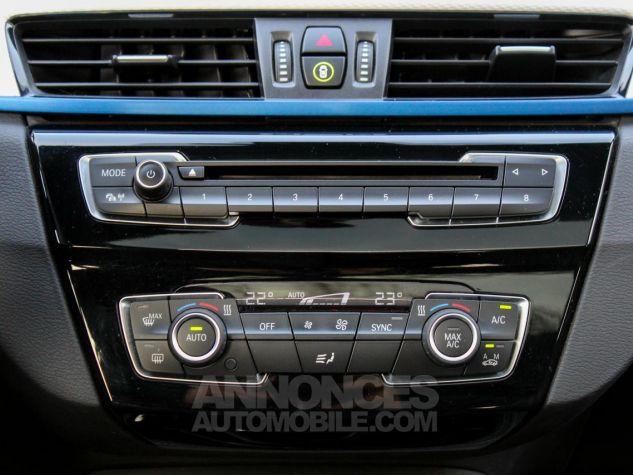 BMW X1 II F48 sDrive18i 136ch M Sport BLANC Occasion - 13