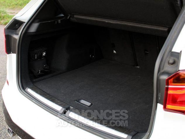 BMW X1 II F48 sDrive18i 136ch M Sport BLANC Occasion - 16